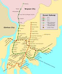 Maryland Metro Map by Subway Busan Metro Map South Korea