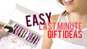 easy last minute gifts to diy the sorry girls youtube