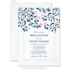shower invitations bridal shower invitations print creek studio inc