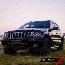 matte green jeep grand cherokee limited sinister black 1999 2004 jeep grand cherokee wj wg halo