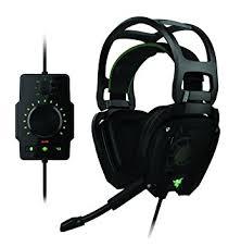 amazon black friday headsets amazon com razer tiamat over ear 7 1 surround sound pc gaming