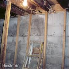 Fix Basement Floor Cracks by How To Fix A Cracked Basement Wall Family Handyman