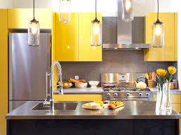 Painted Kitchen Cabinet Ideas Freshome Painted Kitchen Cabinet Ideas Freshome For Alluring Yellow And
