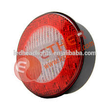 4 inch round led tail lights 2 inch 4 inch round led tail lights led trailer truck rear tail