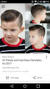 76 best cute boy haircuts images on pinterest boy hairstyles