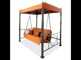 hampton bay patio swing cushions seat support and canopy fabric