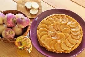 cuisiner le navet tarte tatin salée aux navets