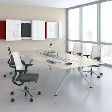 round office conference table modern and chairs used boardroom