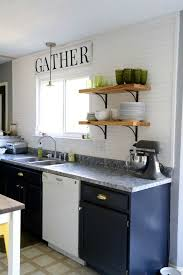 should you paint cabinets or replace countertops 10 diy countertops you can afford to make bob vila