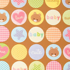 baby gift wrap dots a baby roll wrap babies