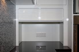 Roll Door Cabinet Roller Shutter Kitchen Cabinets Www Redglobalmx Org