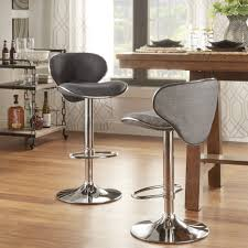 bar stools counter height bar stools counter height swivel oak