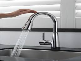delta touchless kitchen faucet luxury sink faucet delta kitchen