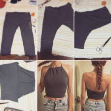 25 unique diy crop top ideas on pinterest diy clothes crop top