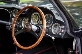 aston martin steering wheel aston martin db 2 4 mk 3 1958 welcome to classicargarage