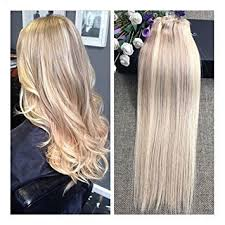 hair extensions az 24 p18 613 fshine 24 9 pieces color 18 and 613