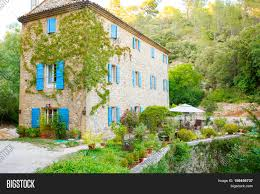 provencal house small typical town image u0026 photo bigstock