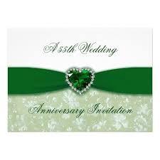 55th wedding anniversary 67 best emerald wedding anniversary images on damasks