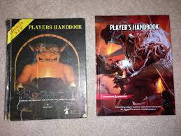 a tale of two handbooks 1978 ad u0026d and 2014 d u0026d geekdad