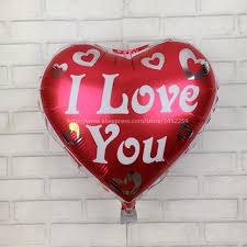 valentines day balloons wholesale xxpwj free shipping i loveyou shaped aluminum balloons wholesale