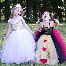 online get cheap queen of hearts girls costume aliexpress com