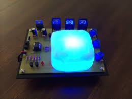 tiny color tiny color mixer a constant current 3w rgb led with low battery