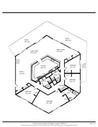 Hexagon House Plans In Meters Overideas
