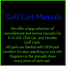 yamaha g29 golf cart service manual the best cart