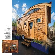 Tiny Home Hotel by Tiny Houses 2018 Wall Calendar Mindful Living Small Spaces