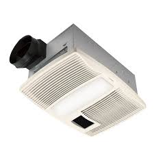 Bathroom Light And Heater Broan Qtx110hl Ultra Silent Series Bath Fan With Heater And Light