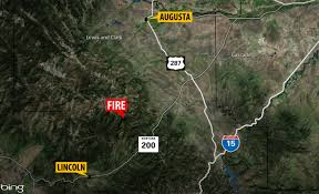 Wild Fire Update Montana by Alice Creek Fire Update Thursday Kxlh Com Helena Montana