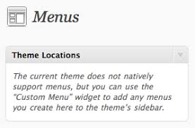 adding a navigation menu to your wordpress theme wphub