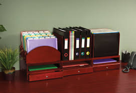 Desk Organizers And Accessories Ultimate Office Woodworx Desk Accessories To Help You Get Organized
