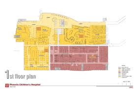 Map Of Phoenix by Gallery Of Phoenix Children U0027s Hospital Hks Architects 11