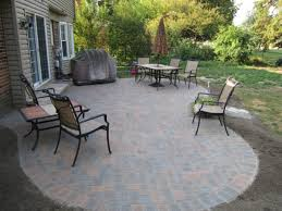 Backyard Pavers Diy Patio 53 Pavers For Patio Paver Patio Designs 1000 Ideas