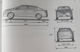 renault koleos 2017 dimensions renault megane sedan leaked in owners manual