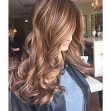rose gold lowlights on dark hair rose gold highlights on brown hair google search highlights