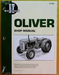 new oliver shop manual for tractor 55 66 77 88 99 770 880 990 995