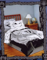 Nightmare Before Christmas Baby Bedding Baby Bedding Sets Dress Room Christmas Beddingchristmas Holiday
