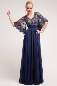 of the gowns 17 3095 prima boho chic lace chiffon bell sleeve of