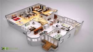 floor plan 3d v 7 elements youtube