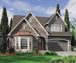 quaint comfortable family home plan 69007am architectural