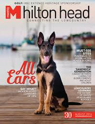 hilton head monthly august 2016 by hilton head monthly issuu