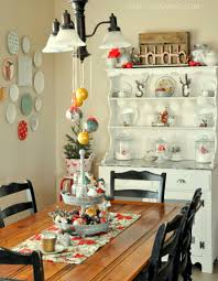 christmas home decorating ideas ang best wood table design