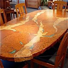 Redwood Dining Table Redwood Burl Dining Table Northwest Fine Woodworking U0026 Gifts