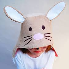 easter bunny hat bunny dress up hat by things funky dresses