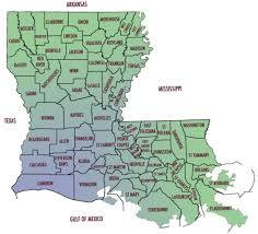 map of louisiana louisiana maps map of louisiana parishes interactive map of