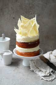 white chocolate cake recipe shard behance