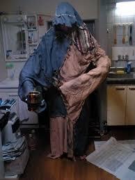 Wraith Halloween Costume Money Effort Put Costume