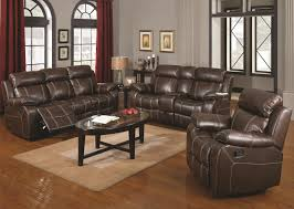 Reclining Loveseat Brown Leather Reclining Loveseat Steal A Sofa Furniture Outlet